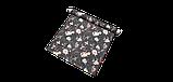 Декоративна тканина з дрібними бутонами блякло-бордових троянд на чорному Іспанія 400342v83433v1, фото 9
