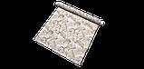Декоративная ткань с тропическими растениями серого цвета на желто-бежевом Испания 83429v1, фото 8