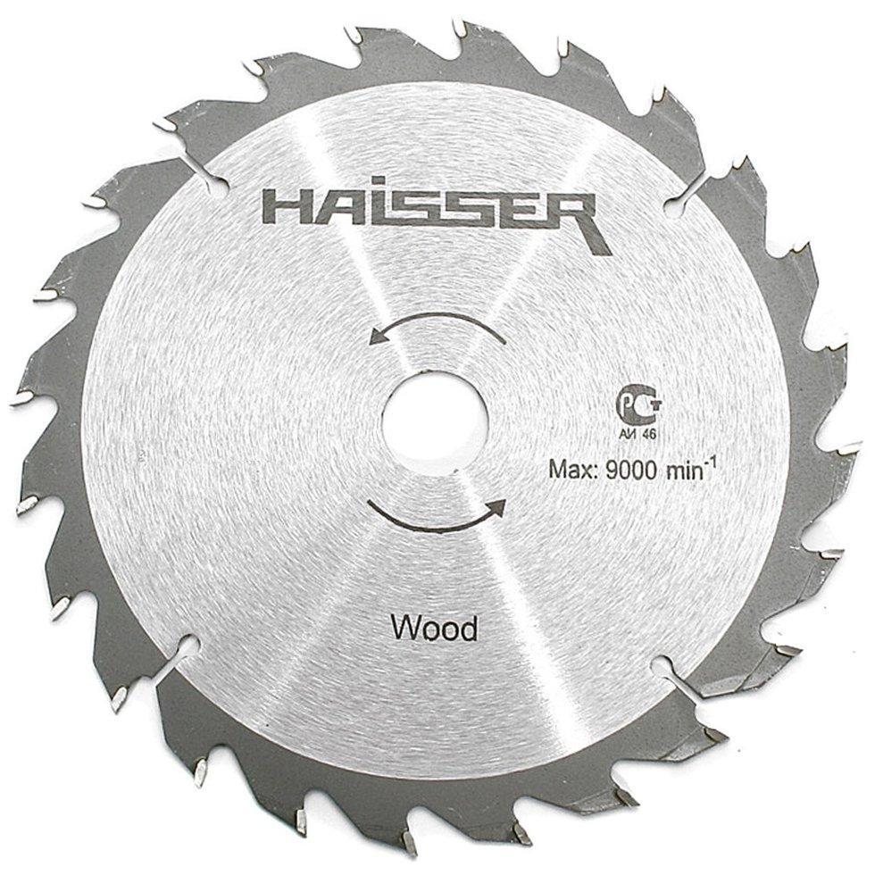 Диск пильний Haisser 200х32мм - 24 зуб. (дерево)