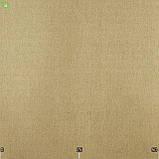 Однотонна вулична тканина глибокого жовто-коричневого кольору акрилова Іспанія 83385v13, фото 3