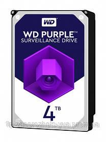 Жесткий диск Western Digital 4TB WD40PURZ
