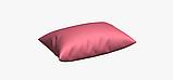 Однотонная уличная ткань розовая с водоотталкивающими свойствами Испания 83392v20, фото 5