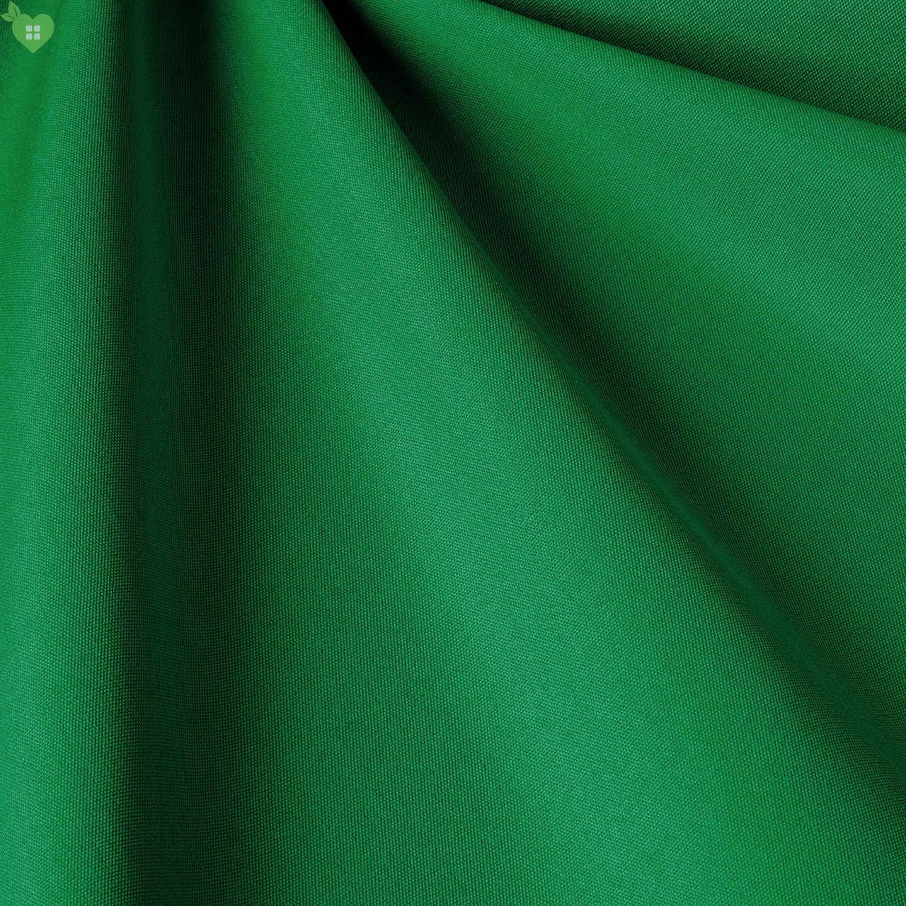 Однотонна вулична тканину зеленого кольору Іспанія 83400v29