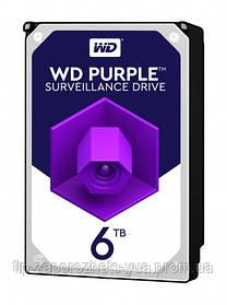 Жесткий диск Western Digital 6TB WD60PURZ