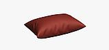 Однотонна вулична тканина, рожево-малинового кольору Іспанія 83374v2, фото 5