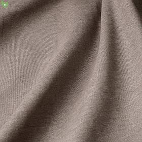 Однотонна декоративна тканина грубої фактури світло-коричневого кольору 280см 83368v2
