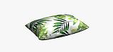 Декоративная ткань зеленые листья тропических растений Испания 83354v1, фото 4