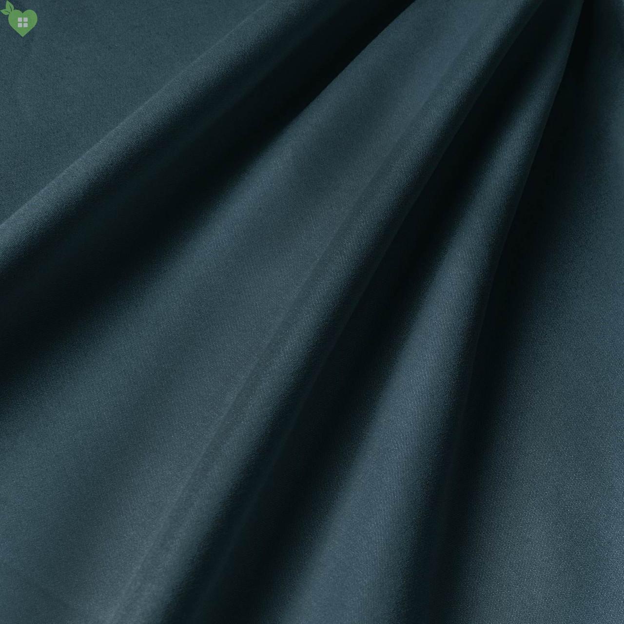 Подкладочная ткань с персиковой фактурой темного пурпурно-синего цвета Испания 83326v29