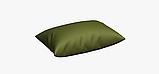 Однотонна декоративна тканина лісовий зелений тефлон TDRY-81126, фото 4