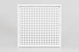 Вентиляційна решітка з перфорованого листа 500x500, фото 2