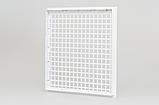 Вентиляційна решітка з перфорованого листа 500x500, фото 3