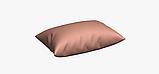 Однотонная декоративная ткань кремово-розового цвета Турция DRK-82554, фото 3