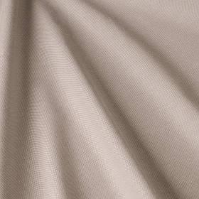 Однотонна декоративна тканина темно-кремового кольору з тефлоном DRM-83165