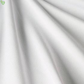 Скатертные ткани для ресторана в рубчик белоснежная Турция 81536v3