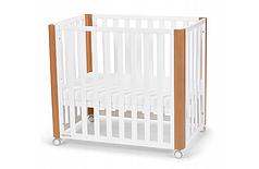 Детская кроватка KinderKraft Koya с матрасом
