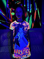 Летний детский сарафан светящийся Кагуя Кушина