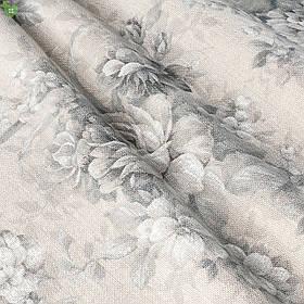 Тюль з сірими кольорами на бежевому фоні Іспанія 82875v1