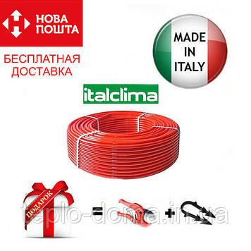 Труба для теплої підлоги PEX-A 16х2мм Italclima (Італія) Бухта 400м