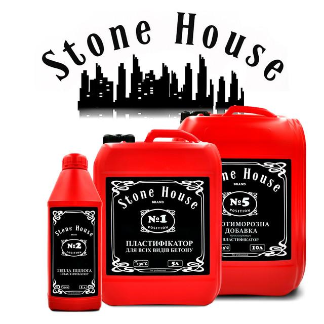 Stone House Строительные смеси