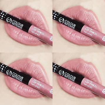 Олівець для губ механічний COLOUR INTENSE Satin Lip pencil №03 Natural