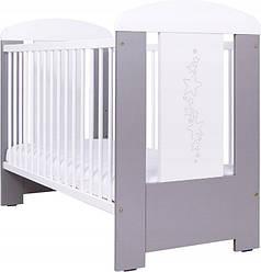 Детская кроватка Drewex 120 × 60 см