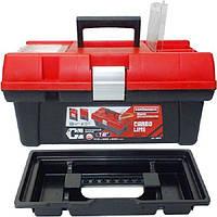 """Ящик для инструментов 16"""" Staff Carbo Haisser (90016)"""