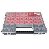 Haisser Tandem C400 Органайзер пластиковый с регулируемыми секциями 15 отделений (90005)