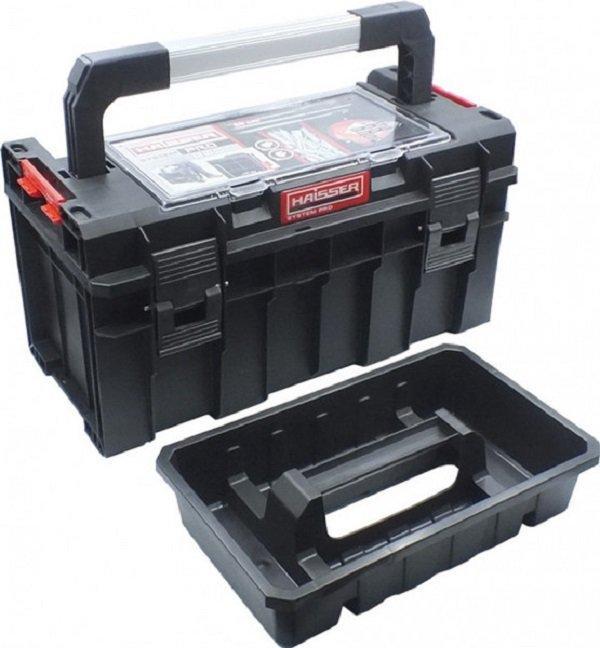 Скринька для інструментів Haisser SYSTEM PRO 600
