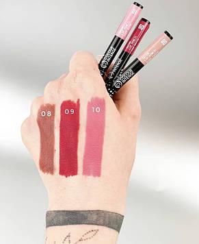 Олівець для губ механічний COLOUR INTENSE Satin Lip pencil №10 soft pink