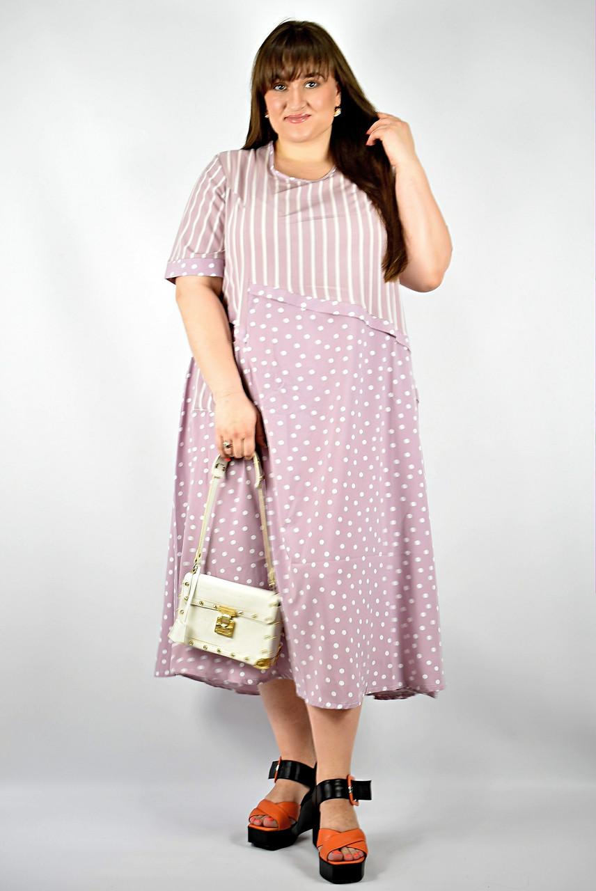 Платье женское от 54 до 72 большие размеры