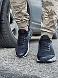 Кросівки чоловічі 18641, темно-сірі [ 42 43 45 ] р.(42-27,5 см), фото 7