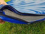 Борцовский спортивный мат ППЕ НХ для борьбы, дзюдо в чехле из ПВХ OSPORT 2м х 1м толщина 4см (FI-0097), фото 10