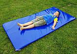 Чехол на мат спортивный, гимнастический, борцовский из ПВХ ткани OSPORT 1м х 2м толщина 4-10см (FI-0096), фото 10