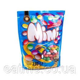Шоколадное драже MIMI в цветной глазури 230г