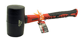 Молоток резиновый черный Stark Ø55мм х 450г фиберглассовая ручка (Германия)