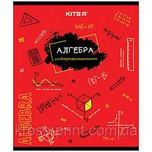 Предметная тетрадь Kite Classic K21-240-08, 48 листов, клетка, алгебра