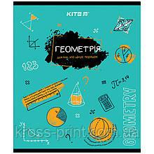 Предметная тетрадь Kite Classic K21-240-03, 48 листов, клетка, геометрия