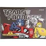 Тетрадь для рисования Kite Transformers TF21-241, 12 листов, фото 5