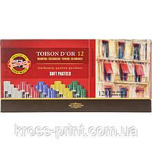 Пастель суха TOISON d'or portrait light