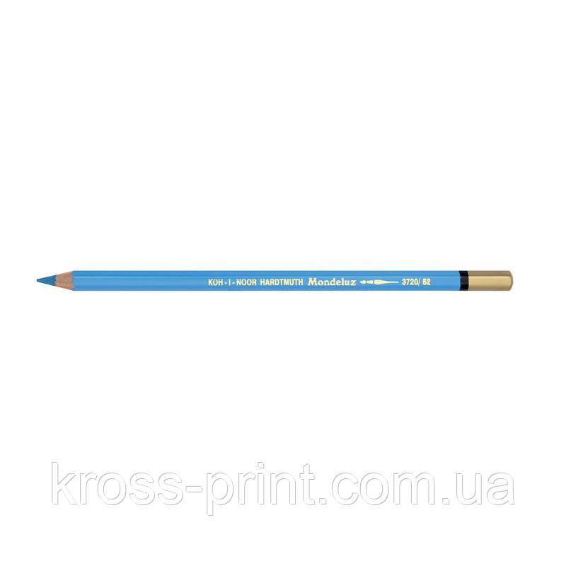 Олівець акварельний MONDELUZ azure blue/небесний синій