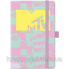 Тижневик недатований BRUNNEN Смарт Графо MTV-3