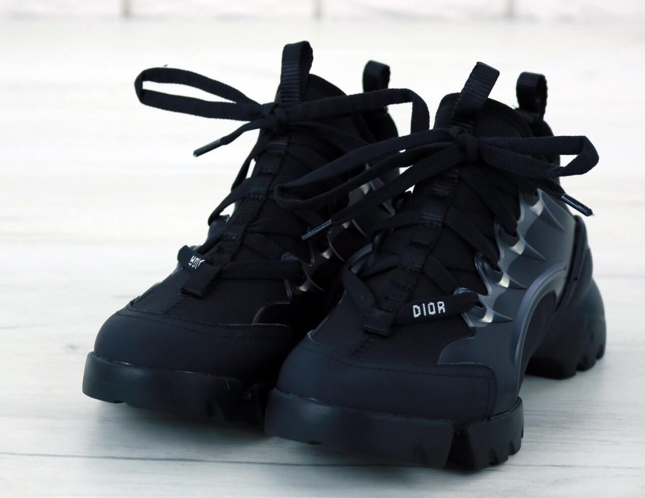 Жіночі чорні Кросівки Dior