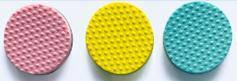 Магніти канцелярські в асортименті Macarons Magnets