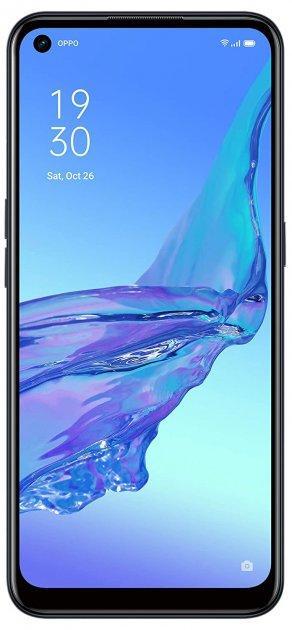 Смартфон OPPO A53 4/64GB Black Electric