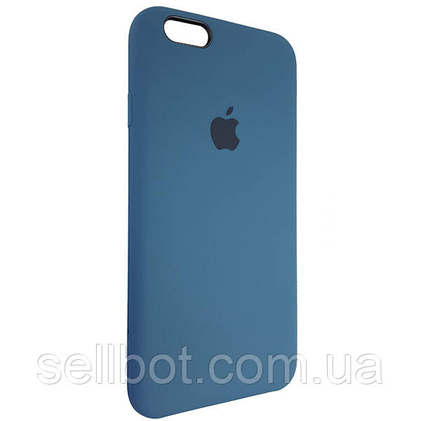 Чохол на iPhone 6 / 6S Silicone Case - Soft Case iPhone 6/6s Cosmos Blue (35)