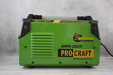 Инверторный сварочный аппарат Procraft AWH300T, фото 3