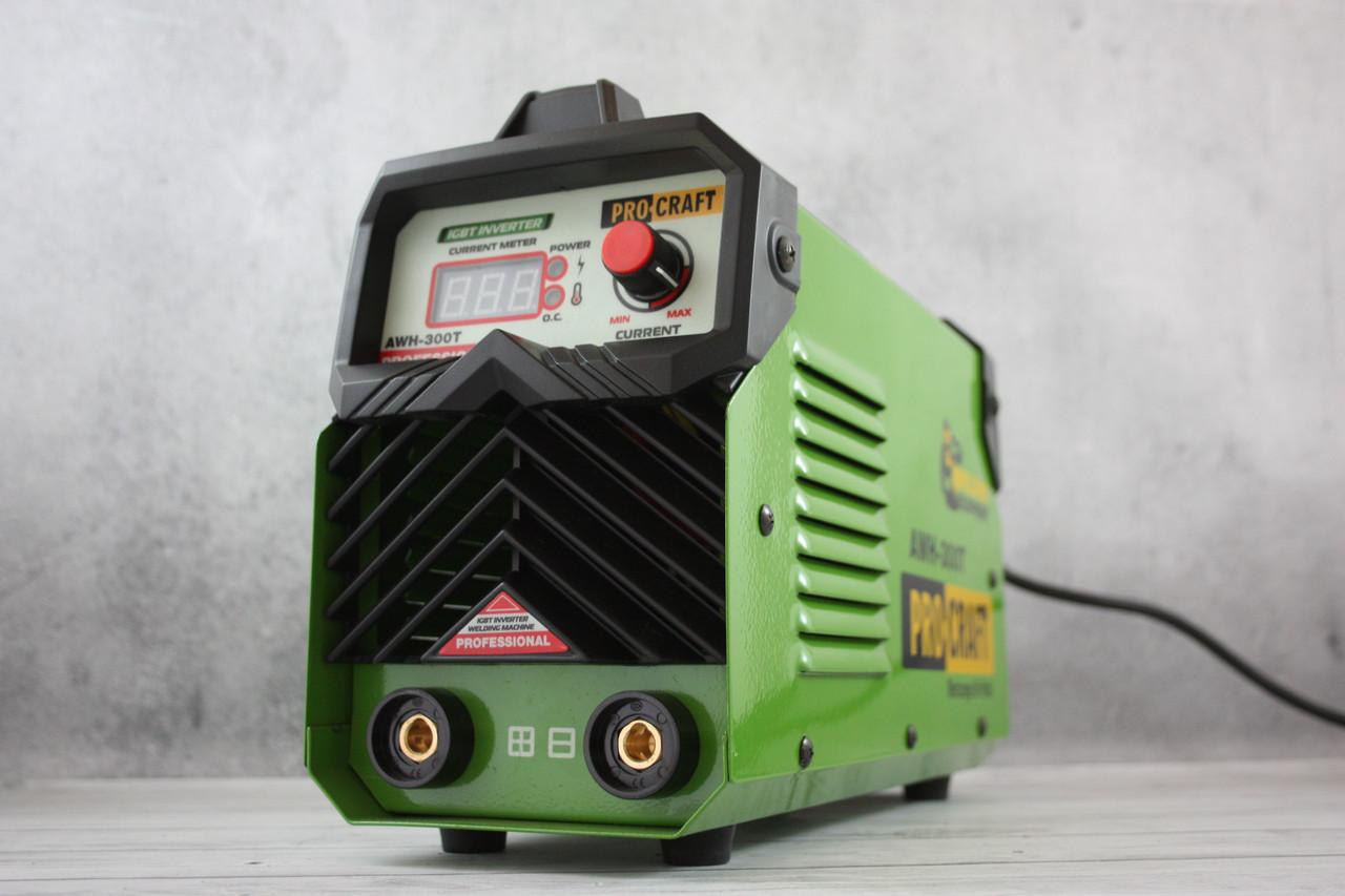 Инверторный сварочный аппарат Procraft AWH300T