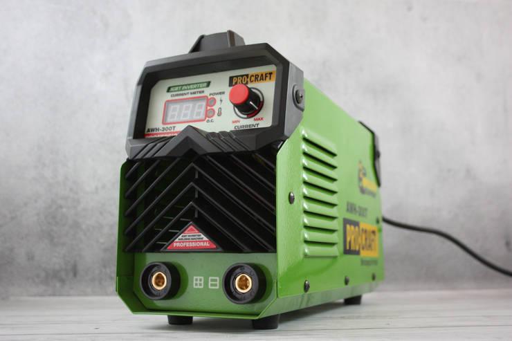 Инверторный сварочный аппарат Procraft AWH300T, фото 2