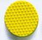 Магніт канцелярський жовтий Macarons Magnets