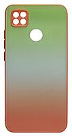 Накладка Xiaomi Redmi 9C Gradient Glass Mohito